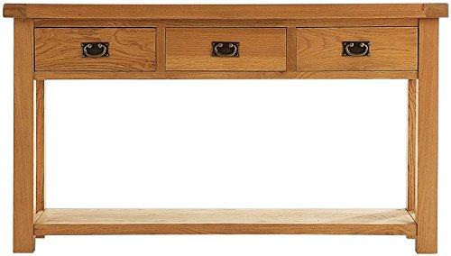 Hagley Beistelltisch Konsolentisch aus Holz, groß