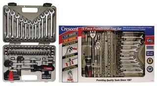 Crescent CTK70MP 70-Pc. Professional Tool Set
