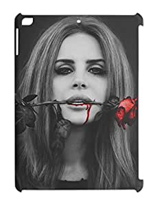 Lana Del Rey Red Rose iPad air plastic case