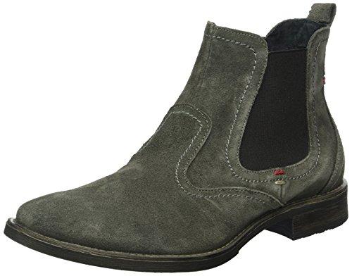 Rohde Herren Simeri Chelsea Boots Grau (anthrazit 82)