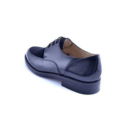 Soldini Cordones Para Mujer Zapatos Negro De RqxSrnw8AR