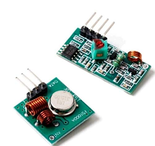 315Mhz RF Transmitter and Receiver Kit The Circuit Plug