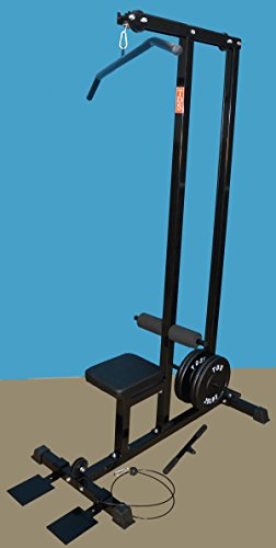 TDS Family Lat Row Cable Pull Down Machine
