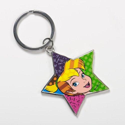 Disney By Britto - Llavero con diseño de Campanilla Star ...