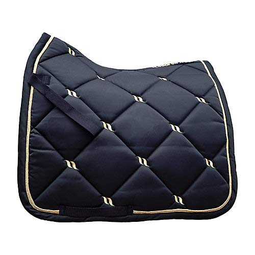 Back on Track Night Collection Dressage Pad Large