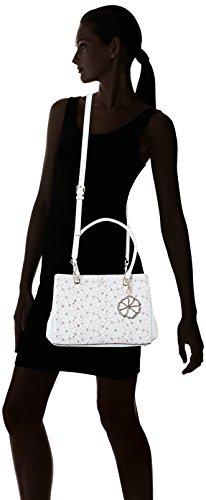 H Bolsos x bandolera GUESS Multi 16x22x36 cm Varios 5 W Hobo Mujer colores L White Bags wOE6EC