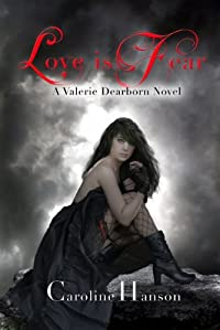 Love Is Fear by Caroline Hanson ebook deal