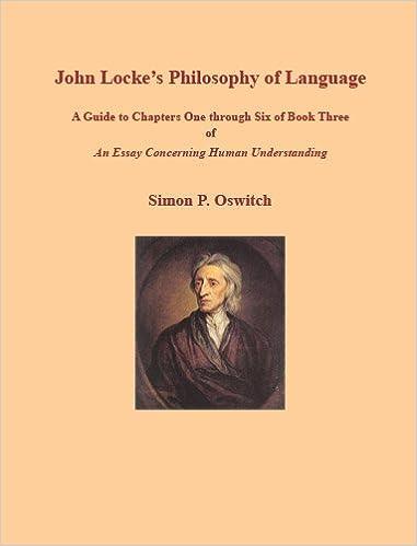 john locke philosophy on early childhood education