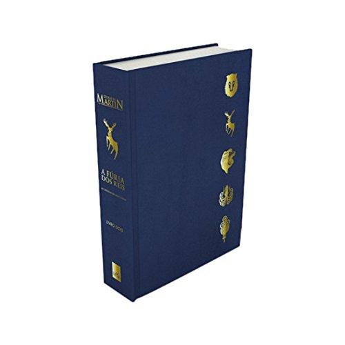 A Guerra dos Tronos: A Fúria dos Reis (Livro 2) - As Crônicas de Gelo e Fogo em Edição de Luxo (+ Um Pin da Casa Baratheon)