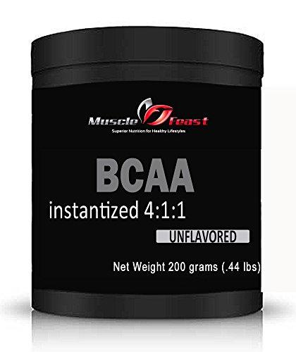 Facile de BCAA 4:1:1 200 grammes