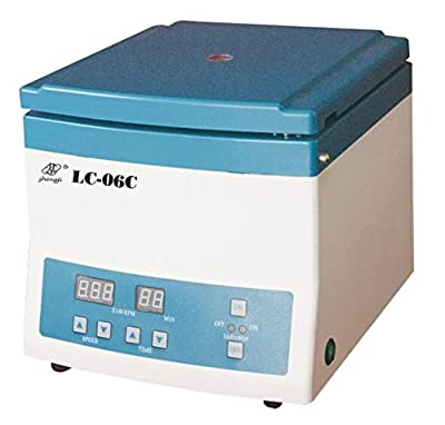 Microcomputer 6000rpm Electric Lab Centrifuge Equipment