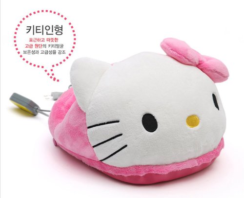 3e65c6f57 Amazon.com: Hello Kitty electric Foot Warmer Heater Stove Heading pad Only  220V available: Home & Kitchen