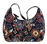 Camden Sydney Quilted Cotton Handbag, Bags Central