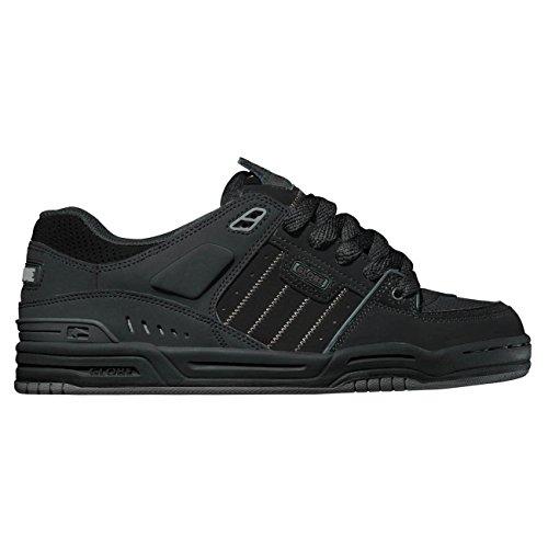Fusion Shoes Skate - Globe Fusion Skate Shoes - Black/Night - UK 10 / US 11 / EU 44.5