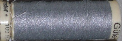 Sew-all Polyester All Purpose Thread 100m/109yds Mist Grey (6 Pack) by Gutermann