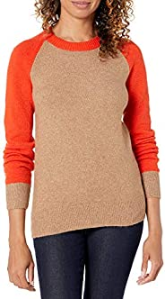 Amazon Essentials Women's Soft Touch Long Sleeve Crew Neck Classic Fit Swe