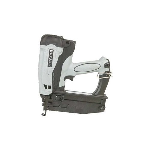 - Hitachi NT65GS 16 Gauge 2-1/2-Inch Gas Powered Straight Finish Nailer (Discontinued by manufacturer)