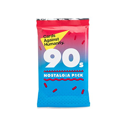 Buy now Cards Against Humanity: 90s Nostalgia Pack