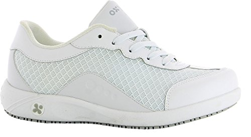 Blanc Pour D'hôpital Ivy Basket Femme Oxypas Blanche nwt8EYxqnz