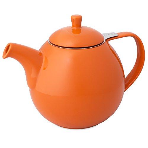 forlife teapot orange - 4