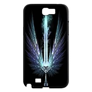James-Bagg Phone case sword art pattern protective case For Samsung Galaxy Note 2 Case FHYY465563