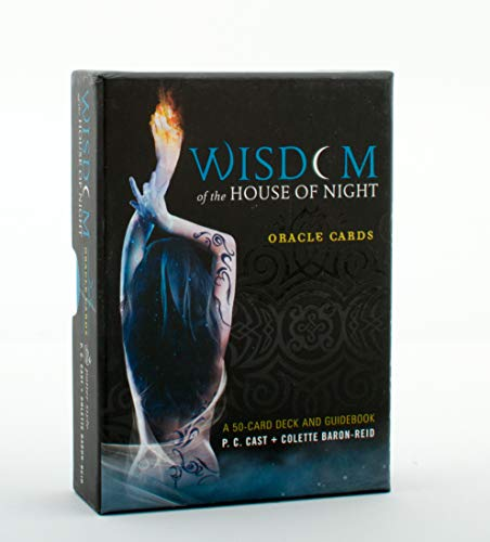 Wisdom of the House of Night Oracle Cards: A 50-Card Deck and Guidebook Cards – October 2, 2012