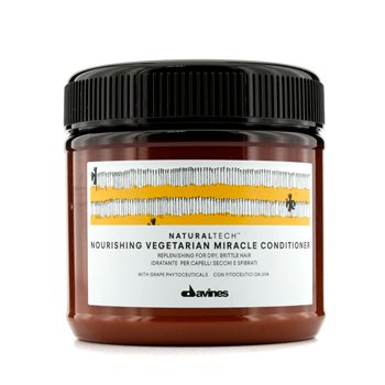 Davines Natural Tech Nourishing Vegetarian Miracle Conditioner (For Dry, Brittle Hair) 250Ml/8.45Oz (Vegetarian Miracle Conditioner compare prices)