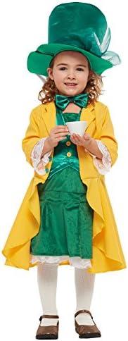 ディズニー ふしぎの国のアリス マッドハッタ― マッドハッター キッズコスチューム 女の子 対応身長120cm-140cm