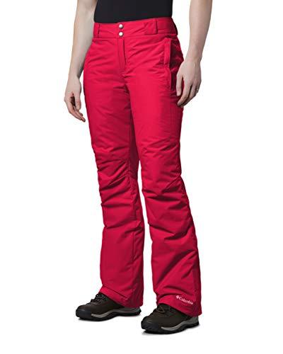 Columbia Bugaboo Ii Pants, Small x Regular, Red -