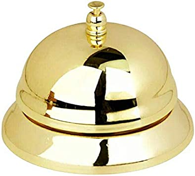 School Call Bell  Reception Dinner Shop Fresh  Hotel Restaurant Hand Bell