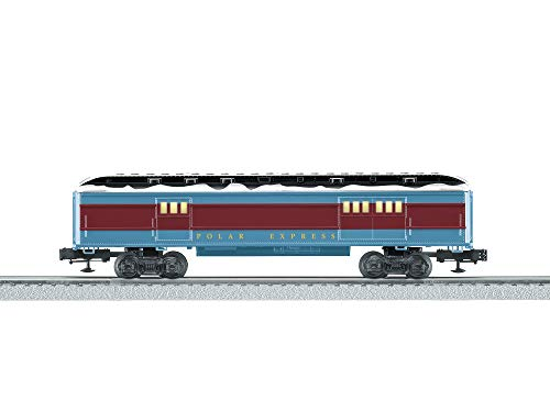 Lionel Trains - The Polar Express Baggage Car, O Gauge