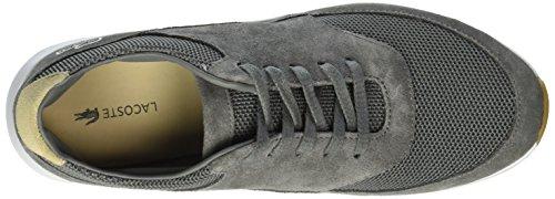 Lacoste Joggeur Lace 316 2 - Zapatillas Mujer Gris - Grau (DK GRY 248)