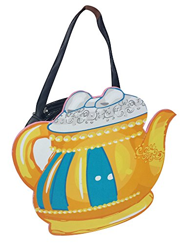 Rubies Ever After High, Tea Pot Trick-or-Treat Purse