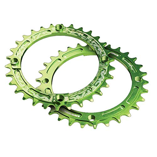 Race Face Narrow/Wide 4-Bolt 104 BCD Chainring