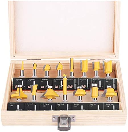 kowood-router-bits-set-of-15-pieces