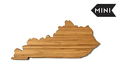 Kentucky State Shaped Cutting Board Mini