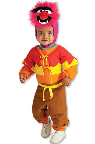 Animal EZ On Romper Costume - Infant