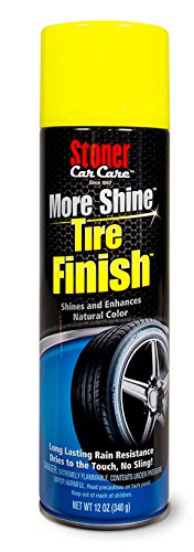 Stoner Car Care 91094-6PK More Shine Tire Finish, 72 fl. oz, 6 Pack