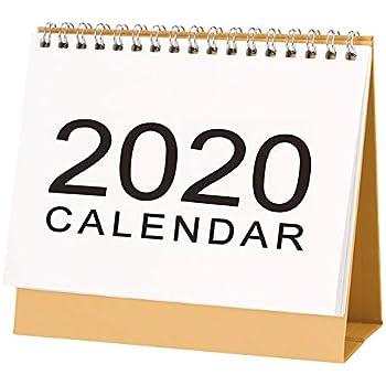 Amazon.com: Calendario mensual Hotop, de septiembre de 2018 ...