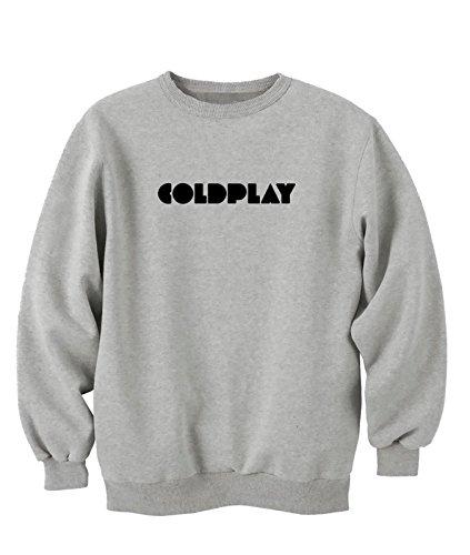 Hoodies Comfort Coldplay Felpa Girocollo Maglione Sweater v1ngSdHwgq