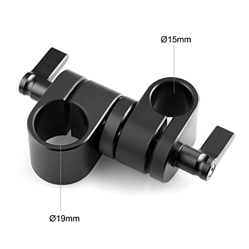 Smallrig Rod Clamp (Double Rod Clamp Hole Size 15mm