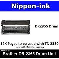 Nippon-ink DR2355 (Drum) For Use on Brother Laser Drum - MFC series: MFC-L2700D, MFC-L2700DW, MFC-L2740DW. HL series: HL…