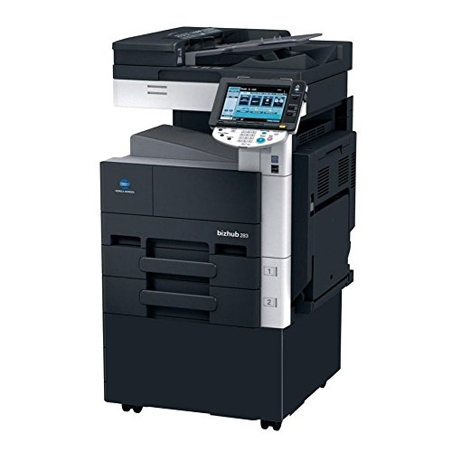 (Konica Minolta BizHub 423 Monochrome Laser Multifunction Printer - 42ppm, Copy, Print, Scan, Internet Fax, 2 Trays)