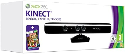 Microsoft Xbox 360, Kinect Sensor - accesorios de juegos de pc ...