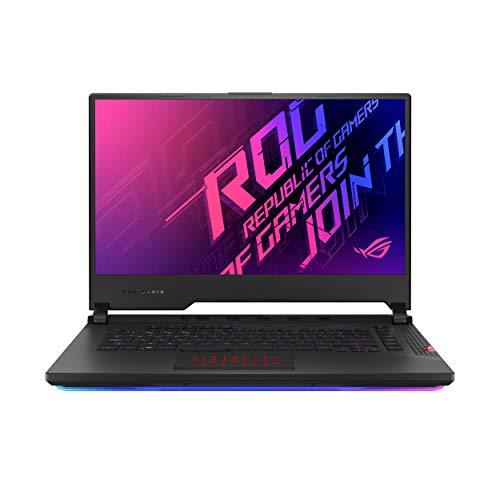 ASUS ROGStrixSCAR 15 (2020), 15.6″ FHD 300Hz/3ms, Intel Core i7-10875H 10th Gen, RTX2070SUPER 8GB Graphics, Gaming Laptop (16GB/1TB RAID 0 SSD/Office 2019/Windows 10/Black/2.35 Kg) G532LWS-HF152TS