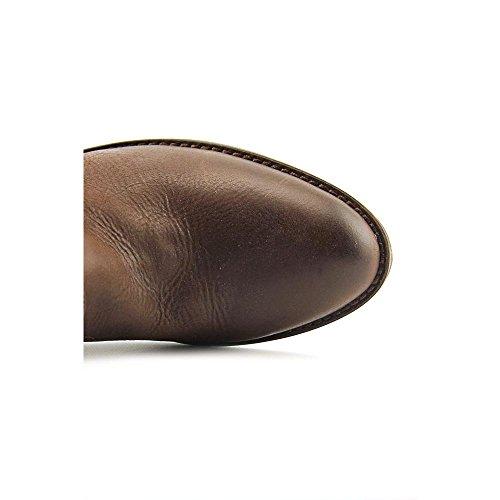 Dv Door Dolce Vita Clinton Dames Bruin Lederen Mode Kniehoge Laarzen 6m
