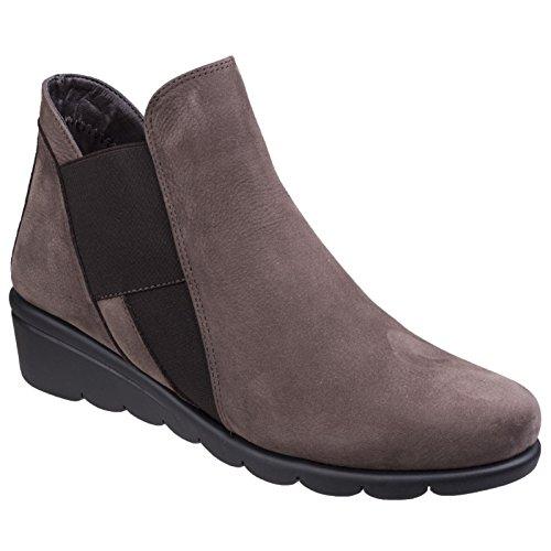 On The Cheville Femmes Bottines Noir Bottes Chaussures Cuir Fermeture Jump Slip Flexx 44OfnTqIg