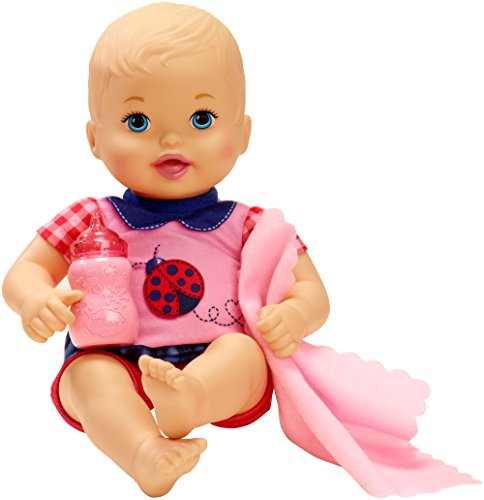 Little Mommy Baby So New Baby - Newborn Mommy Little Doll