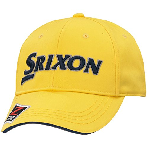DUNLOP(ダンロップ) SRIXON キャップ  SMH7130X イエロー