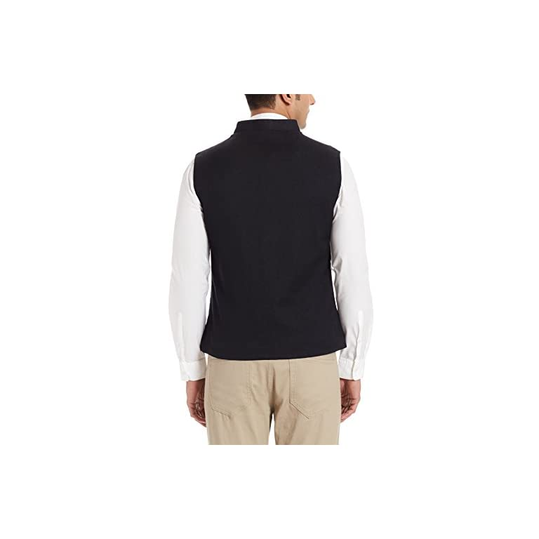 41SbdIer7pL. SS768  - United Colors of Benetton Men's Cotton Waistcoat